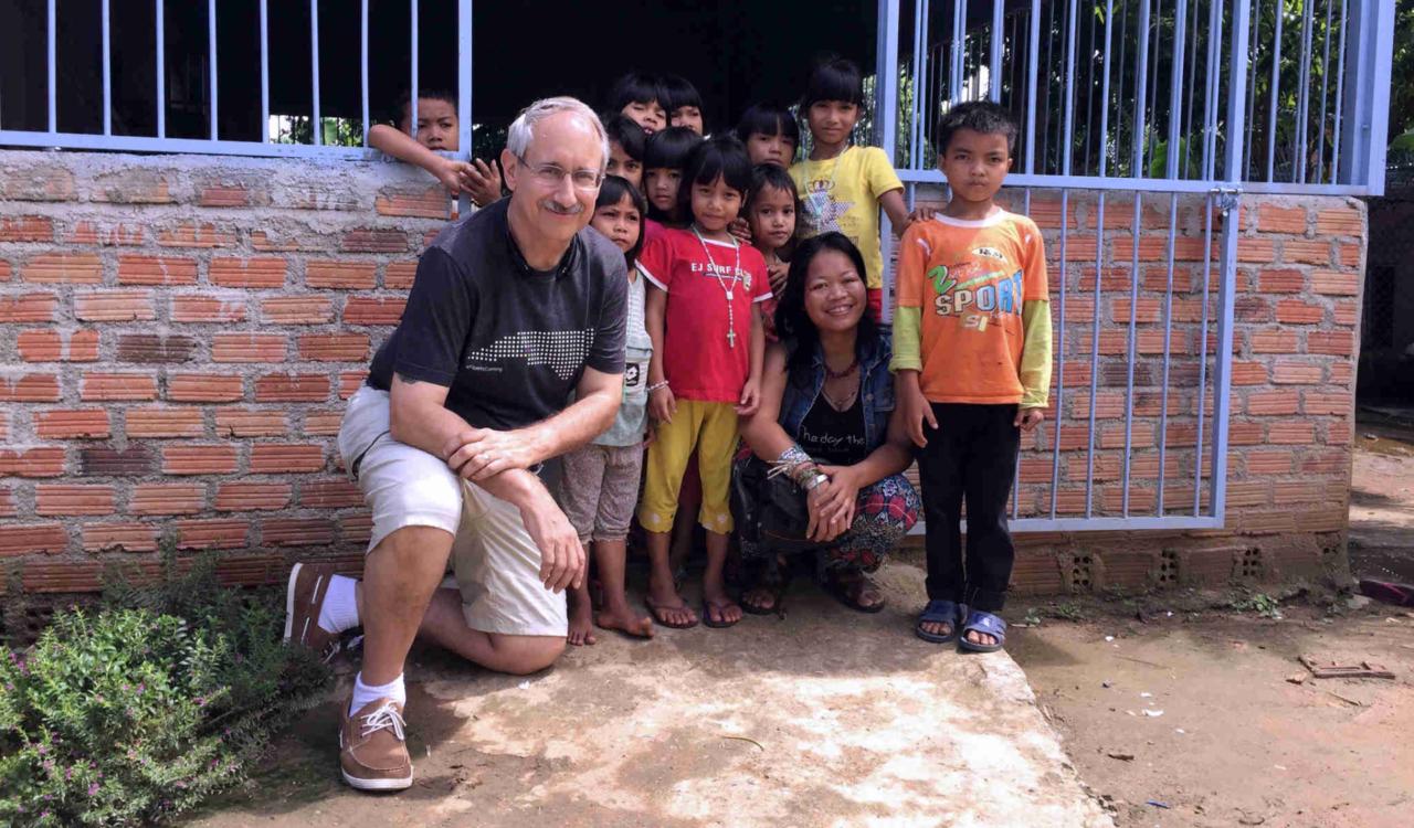 On mission in Vietnam