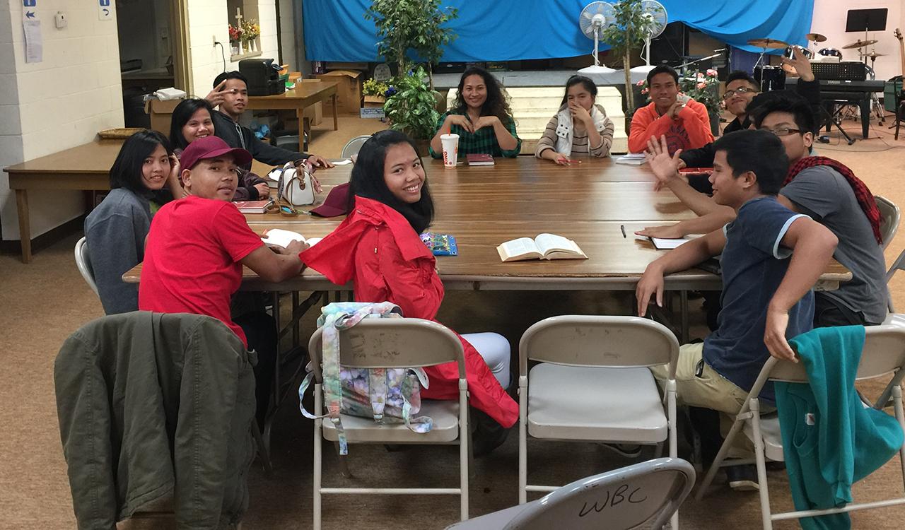 Team Training for Operation Boomerang 2017